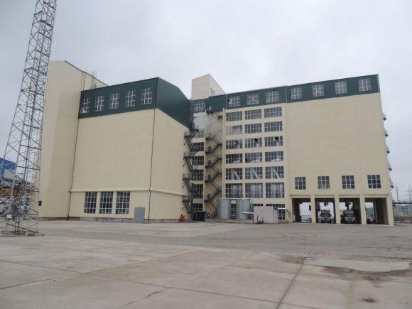 У номінації «Об'єкти сільського будівництва» переможцем став внутрішньогосподарський комплекс з виробництва кормів ЗАТ «Зернопродукт МХП» у Вінницькій області, розташований на землях Ладижинської міської ради. Всього в цій категорії номінувались 7 об'єктів.
