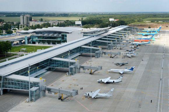 У номінації «Інженерні споруди та об'єкти транспортної інфраструктури» І місце присуджено «Будівництву термінального комплексу Державного Міжнародного Аеропорту «Бориспіль». Термінальний комплекс «D». Всього в цій категорії номінувались 11 об'єктів.